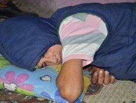 Kayıp çocuk ağılda uyurken bulundu
