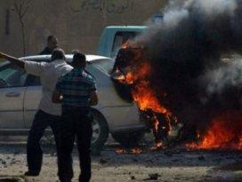 Irakta bombalı saldırı: 8 ölü, 7 yaralı