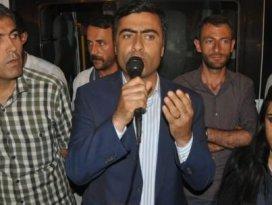 HDPli vekilden skandal söz için özür!