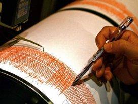 Kahramanmaraşta 4 büyüklüğünde deprem