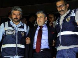 Tutuklu 4 savcı Ankaraya getirildi