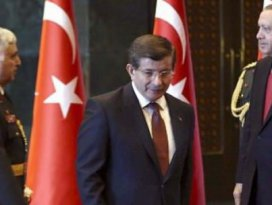 Erdoğandan 25 dakikalık süpriz görüşme