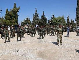 Koalisyon güçleri eğit-donat birliklerini destekleyecek