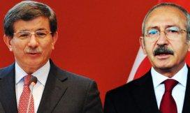 Davutoğlu, Kılıçdaroğlunu takip etmeye başladı