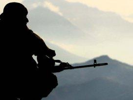Şırnakta askeri birliğe saldırı: 1 şehit