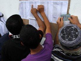 Suudi Arabistandan Filistinli mültecilere bağış