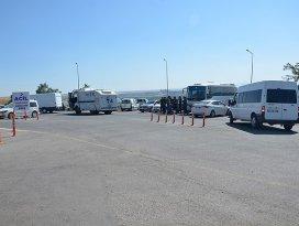Diyarbakırda jandarma karakoluna saldırı: 1 şehit