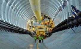 Avrasya Tünelinde son 75 metre