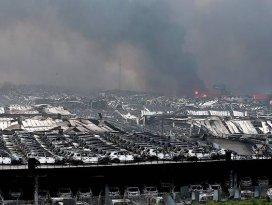 Çindeki patlamada ölü sayısı 85e yükseldi