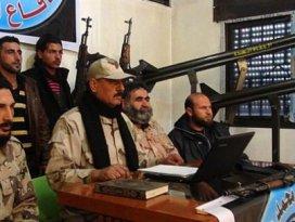 Türkiye Şam Cephesini silahlandırıyor