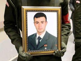 Askeri şehit eden 2 terörist öldürüldü