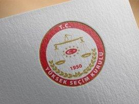 YSKdan Cumhurbaşkanı Erdoğanın diplomasıyla ilgili itirazlara ret