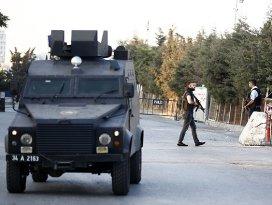 İstanbulda polis merkezine silahlı saldırı