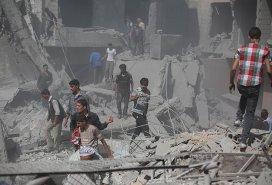Dumaya vakum bombalı saldırı: 50 ölü