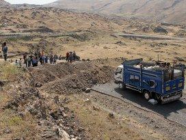 PKK saldırısına karşı hendekli önlem