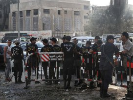 Mısırda patlama: 2 ölü, 24 yaralı