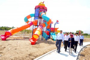 Meram'da parklara şehitlerin ismi verildi