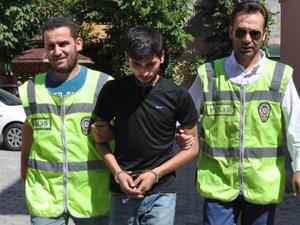 Maskeli ve silahlı gasp iddiası
