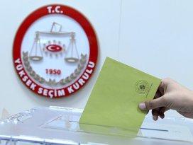 Milletvekili aday listeleri 18 Eylülde YSKya verilecek