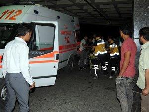 Korucuları taşıyan minibüs devrildi: 2 şehit