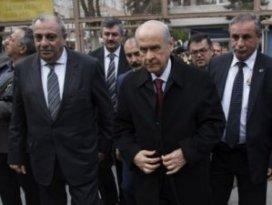 Tuğrul Türkeş disiplin kuruluna sevk edildi