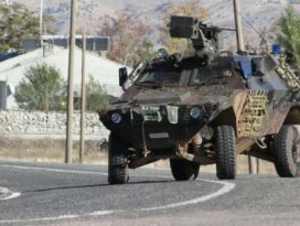 Siirtte Jandarmaya el bombalı saldırı