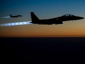 Türk ve ABD uçakları DAEŞ hedeflerini vurdu