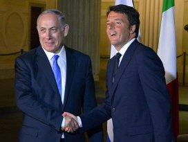 İtalya İsrailin yanında