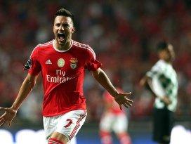 Gol düellosunu Benfica kazandı
