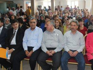 AK Parti Karaman 1 Kasım seçimlerine hazır