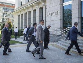 AK Partide milletvekili aday adaylığı heyecanı