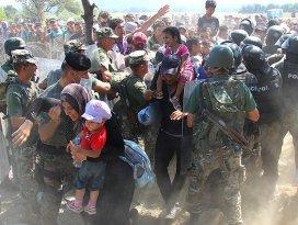 Göçmen krizine güçlü yanıt çağrısı