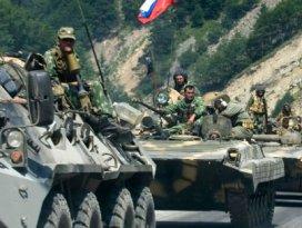 Rus askerleri Suriyeye sevk ediliyor