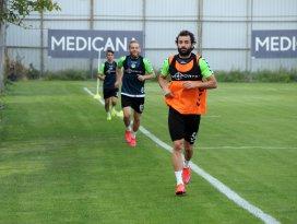 Torku Konyaspor, Osmanlıspor maçı hazırlıklarına başladı