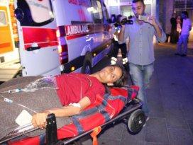 Çocukların kavgası kanlı bitti: 2 yaralı