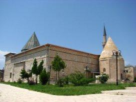 Beyşehirde Cami Yenileme Projesi
