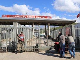 Cilvegözü Sınır Kapısından geçişler durduruldu