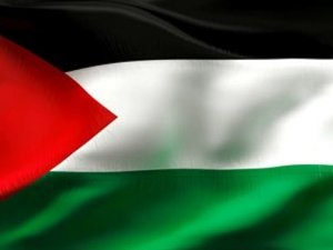 BMye Filistin bayrağı asılması kabul edildi