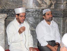 Konya'da şehitler için dua edildi