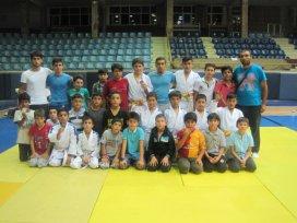 Selçuklu judocuları zirvede yer aldı