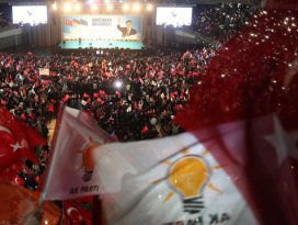 AK Partinin yeni MYKsı belli oldu