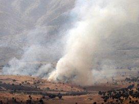 Şırnak'ta 5 terörist öldürüldü