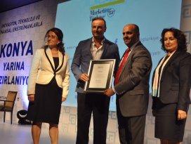 Pakpen, Konya'nın en beğenilen markası seçildi