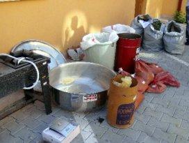 Konyada uluslararası uyuşturucu şebekesine operasyon