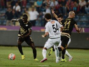 Konyaspor ilk galibiyetini aldı