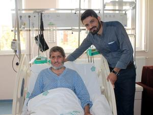 Konya'da ilk akraba dışı organ nakli