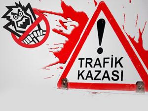 Kulu'da trafik kazası: 4 yaralı