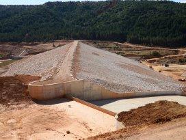 Konya Ilgın Balkı Göleti ve sulaması tamamlandı