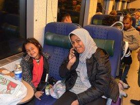 Bir haftada 5 bin 200 sığınmacı kabul edildi