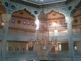 Moskova Merkez Camisi açılıyor